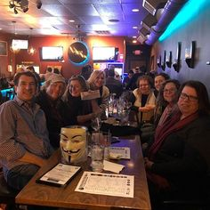 Congratulations to Team 'Janets Birthday' for winning our Featured Brewery Prize to The Alementary at Ole Tapas Bar! . . #trivianight #triviawinners #TriviaRevolution #notyouraveragetrivia #revolutioniscoming #lettherevolutionbegin #jointherevolution #revolution #guyfawkes #craftbeer #craftbeerrevolution #craftbeernotcrap #craftbeerporn #craftbeernj #njcraftbeer #drinklocal #NJCB #NJCBmember #njbeer #njbrewery #tuesdaytrivia