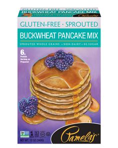 Buckwheat Pancake Mix