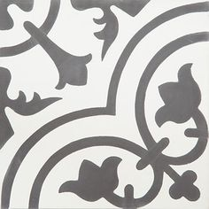 Cluny 888 C 8 x 8 Deco Cement Tile - In Stock Echo Custom Cement ...