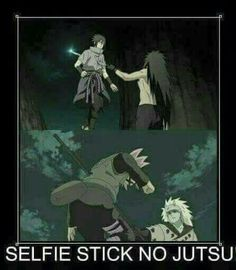 Old man these days... #Naruto memes