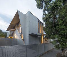 Casa para Bicicletas / FMD Architects