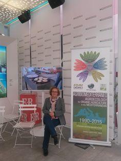 Il #biologico in #piazzettaER a #Expo2015 con Aiab  #biodomenica #organic #EmiliaRomagna