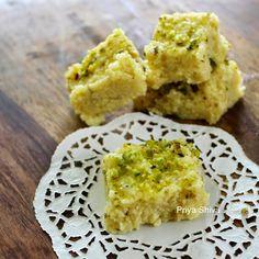 Kalakand - a delicious Indian Milk sweet :)