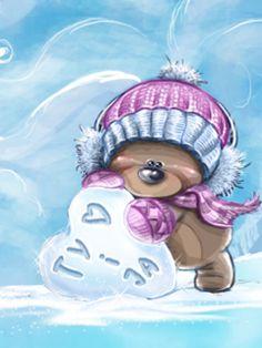 Użyj STRZAŁEK na KLAWIATURZE do przełączania zdjeć Tatty Teddy, Teddy Bear, Cellphone Wallpaper, Princess Peach, Smurfs, Animation, Anime, 3, Fictional Characters