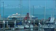 SEATTLE - The cruise ship season kicked off Sunday in Seattle - and this year hundreds of cruises will depart from the Emerald City.