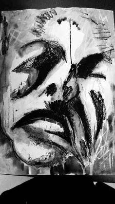 Le angry art?