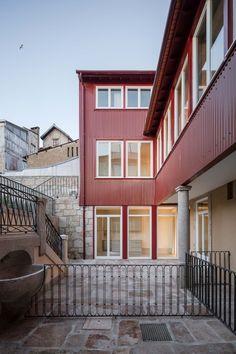 PF Architecture Studio: Casa dos Pátios — Thisispaper — What we save, saves us.