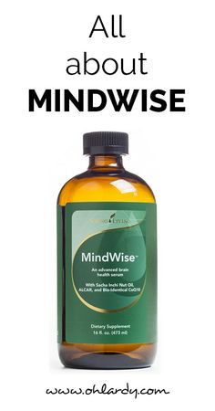 All about MindWise - ohlardy.com