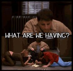 The fork-in-the-jacket moment. | Community Post: Joey Tribbiani's 35 Greatest Food Moments