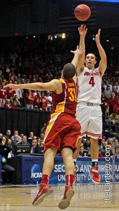 The Buckeyes are back in the Sweet 16 thanks to this shot from Aaron Craft. - 2013 march madness