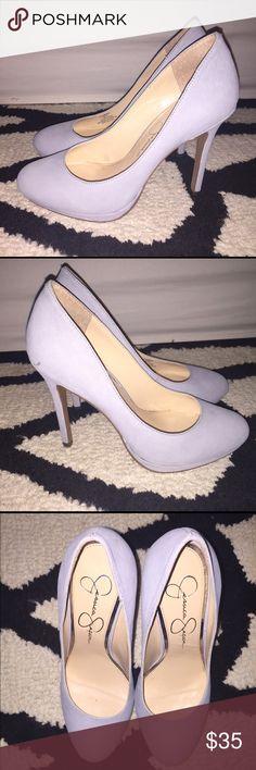 Jessica Simpson Platform Pump in Cool Grey- Size 7 Jessica Simpson Platform Pump in Cool Grey- Size 7. Brand New! Never Worn. Jessica Simpson Shoes Heels