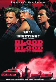 Blood In, Blood Out Poster