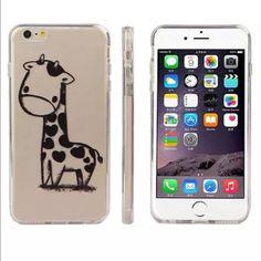 NWT IPHONE 6 CASE! Brand new in packaging super cute iPhone 6 case! TPU material Accessories Phone Cases