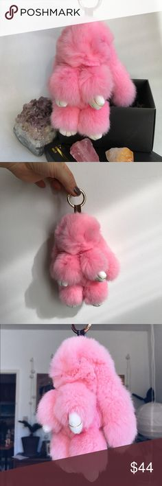 Creative Cute Single Hamster Keychain Plush Toy Doll Key Chains Auto Metal Key Ring Mouse Key Chain Charm Bag Pendant Gifts With Traditional Methods Key Chains