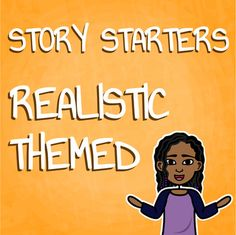 Story Starters, Writing Resources, Creative Writing, Real Life, Creativity, Students, Characters, Memories, Shit Happens
