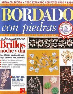 BORDADO CON PEDRERIA 2006-2 - Rosalinda CALDERON ROMERO - Álbumes web de Picasa