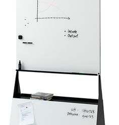 Choose from our Extremely popular mobile flipchart with magnetic whiteboard surface. Just a simple flipchart and a few markers. Yup, you heard that right, just a flipchart and markers, and a few tips to unlock your potential. Mobile Whiteboard, Magnetic Whiteboard, Modern Spaces, Collaboration, Yup, Markers, Communication, Parents, Surface