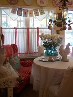 Dining Room From Cherry Hill Cottage