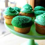 Irish Hills Cupcakes | The Pioneer Woman Cooks | Ree Drummond - mostly pinning for basic cupcake recipe