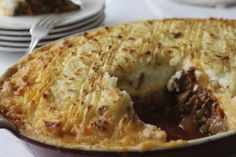 With a layer of melted cheese under the topping, this Shepherd's Pie with Irish Cheddar is twice as delicious as other shepherd's pies!