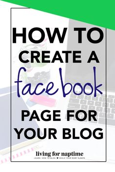Now that you've got a blog, it's time to start promoting it with a Facebook page. Here is a step-by-step tutorial on how to build a Facebook page for your new blog.