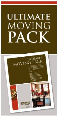 Make moving easier with our Ultimate Moving Pack! | RichmondAmerican.com