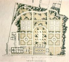 french garden plan - Google Search  ~ Great pin! For Oahu architectural design visit http://ownerbuiltdesign.com