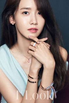Yoona for 1st Look Magazine December 2016