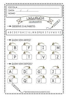 Linguagem Alfabeto