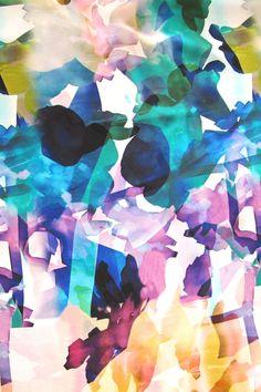 The Caterpillar Print AW13 LIFEwithBIRD collection Wild Species Dark Love.