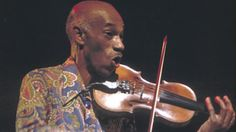 Once the fiddler for Hot Tuna and Jefferson Airplane, Papa John Creach steps out and leads his own group at the Bottom Line in 1977