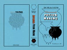 Advance Potion Making Book Cover