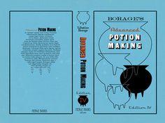 Advance Potion Making Book Edition IV by jhadha.deviantart.com on @DeviantArt