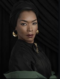 Angela Bassett as Marie Laveau in Coven