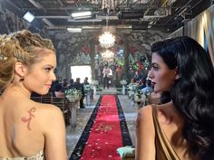 This is such a beautiful picture of Lydia Branwell and Isabelle Lightwood-Light&Dark