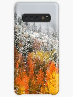 Autumn Phone Case, Fall to Winter, Samsung Galaxy, by DAM Creative #samsunggalaxy #phonecase #findyourthing #DAMcreative #phonecases #gifts #ChristmasGiftIdeas #Giftsforher #Samsung #Galaxy #Cases Phone Case Websites, Galaxy Phone Cases, Samsung Galaxy, Phone Case Maker, Galaxy Design, Style Snaps, Protective Cases, Canvas Prints, Autumn Fall