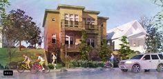 CGarchitect | NPR Lowells Apartment