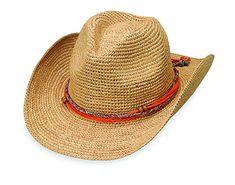 d83a956cb14 Wallaroo Hat Company Women s Catalina Cowboy Sun Hat - Stylish Sun  Protection Review Sun Hats