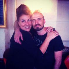 Marianne James et Florian Delisle