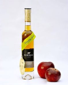 Newhall Ice cider recipes