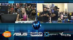(Highlight) - WWE's Alexa Bliss Plays Tekken 7!
