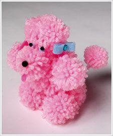 Pink Poodle Doodle by Plaid Enterprises