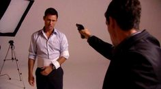 """Look at me. Do I look like some dirtbag thief?"" [Michael Westen]"