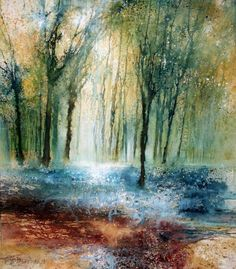 'Through to the Other Shore' by Stewart Edmondson 72x 91 mixed media £2250 http://www.dart-gallery.com/gallery_detail.asp?id=2423