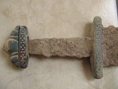 Sword, X - XI centuries., Kievan Rus, Vikings.