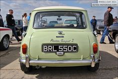 Speedwell Austin Mini Cooper S Cooper Car, Mini Cooper S, Classic Mini, Classic Cars, Mini S, Mk1, Old Cars, Racing, Surrey