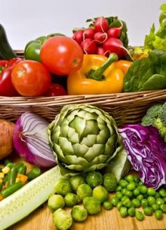 Vegetarian diet may reduce risks for serious health problems