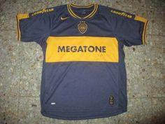 Camiseta año 2007: copa libertadores