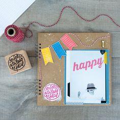 Sello - Ser feliz a tu lado es fácil