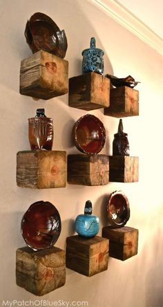 1 Post = 9 Rustic Elegant Shelves 1 post 9 rustic elegant shelves diy home decor how to repurposing upcycling shelving ideas woodworking projects The post 1 Post = 9 Rustic Elegant Shelves appeared first on Star Elite.